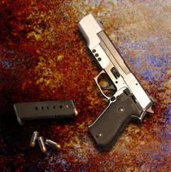 New York City Weapon Possession Defense Attorney | The Law